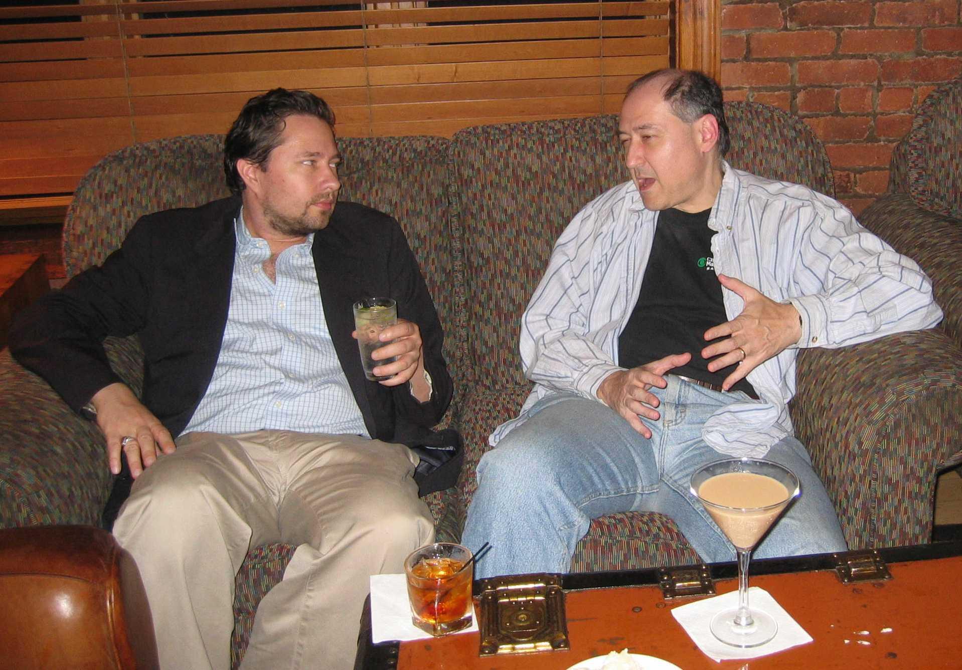 Jonathan Pytell and Hadar
