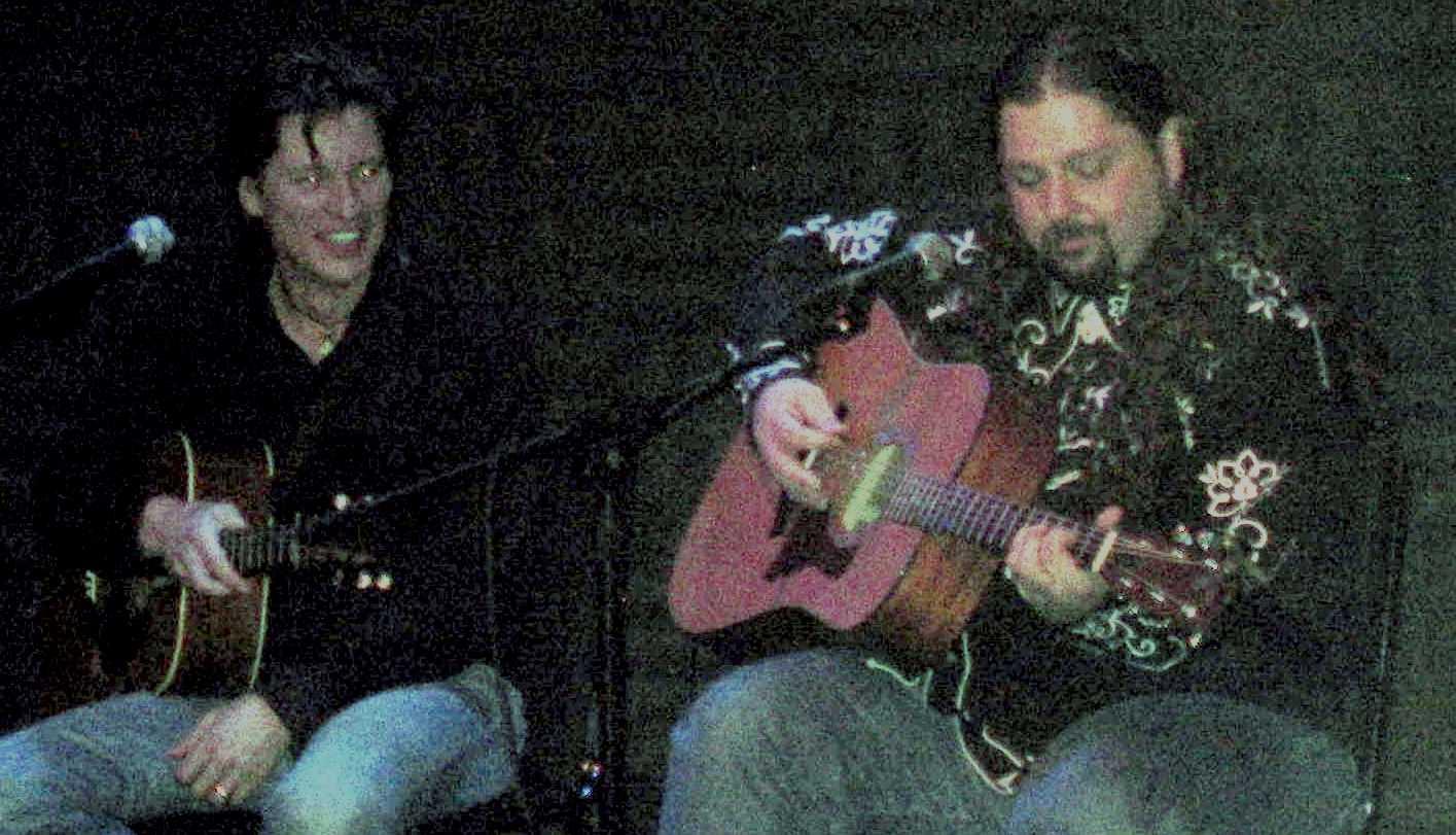 Ronnie Bowman and Chris Wallin