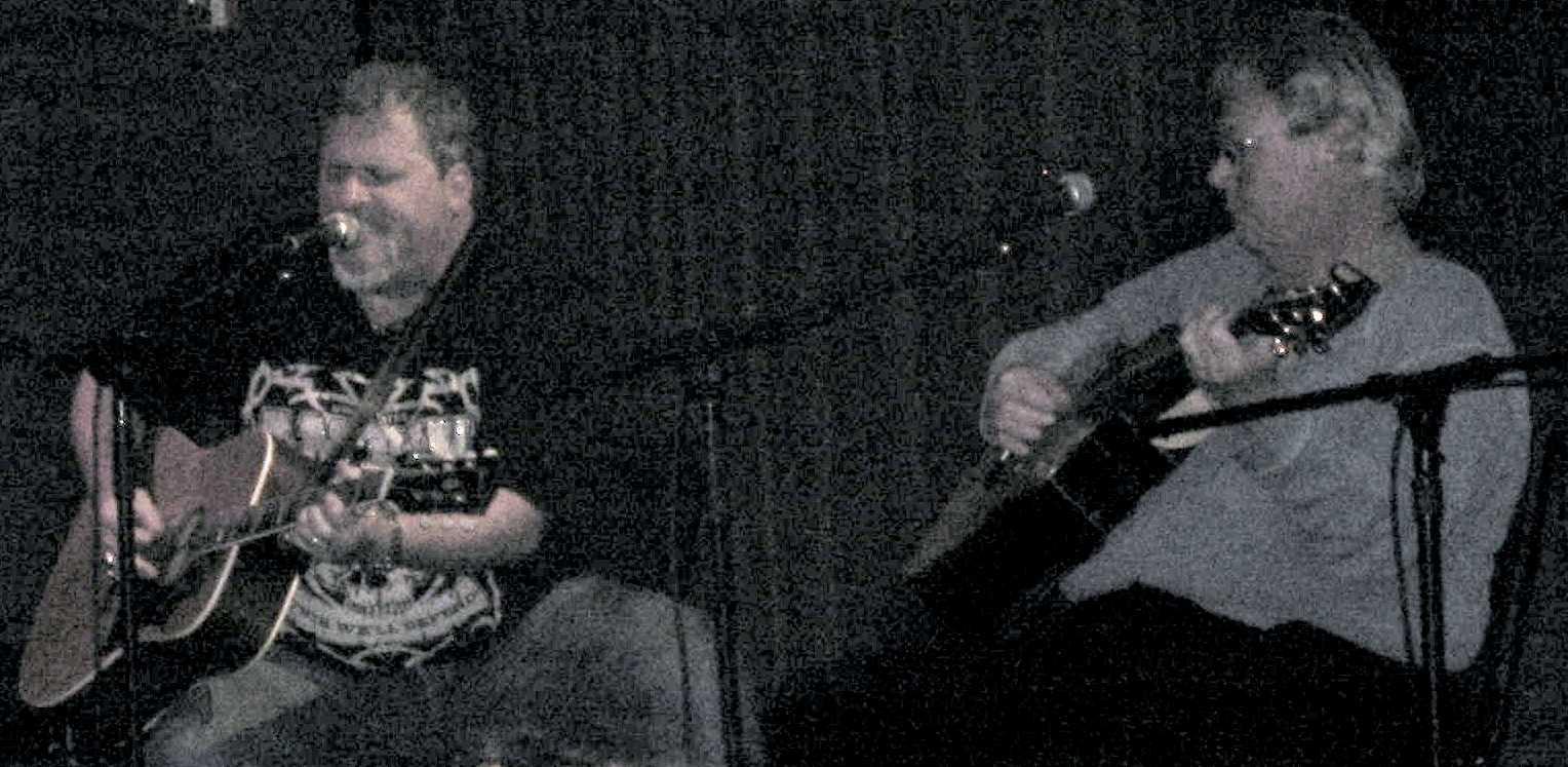 Bob DiPiero and Al Anderson