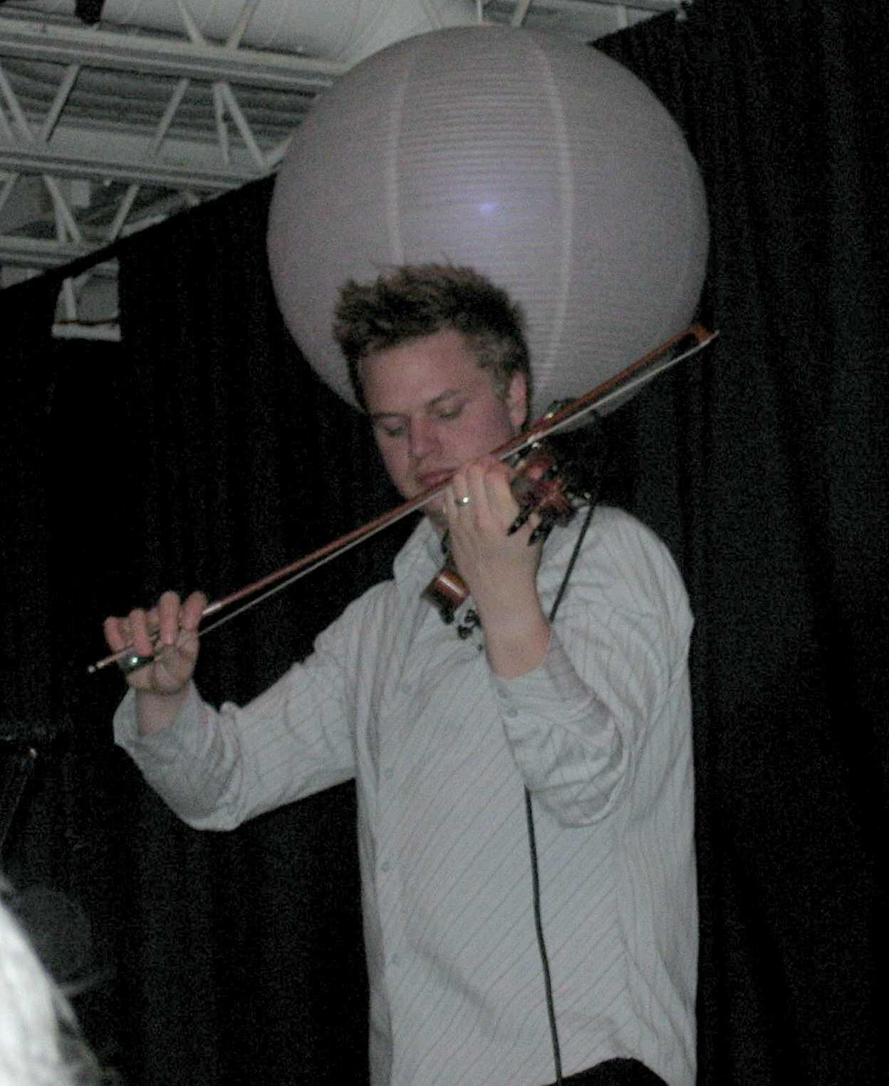 Jeremy Penner at Gravity Lounge
