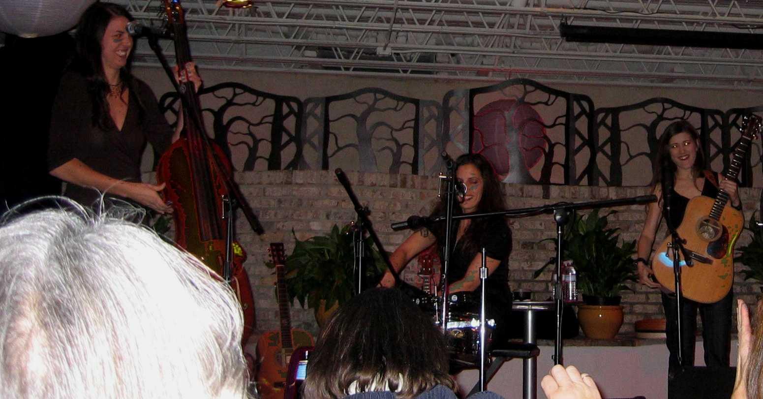 The Wailin' Jennys at Gravity Lounge