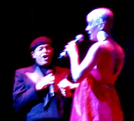 Al Jarreau in a Duet