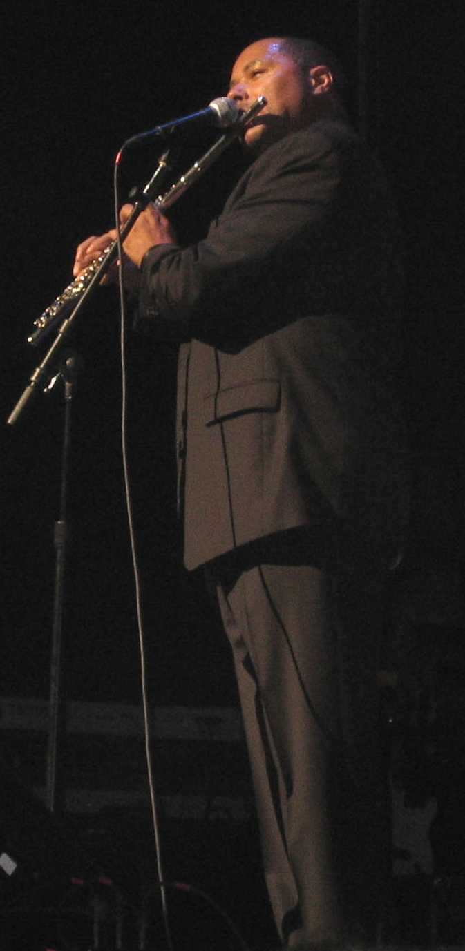 Najee on the Flute