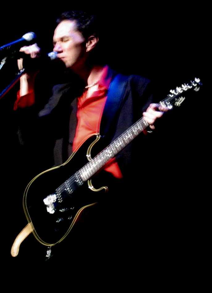 Najee Guitarist Singing