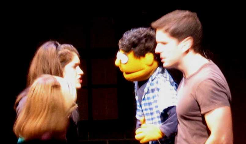 Avenue Q Lead Actors