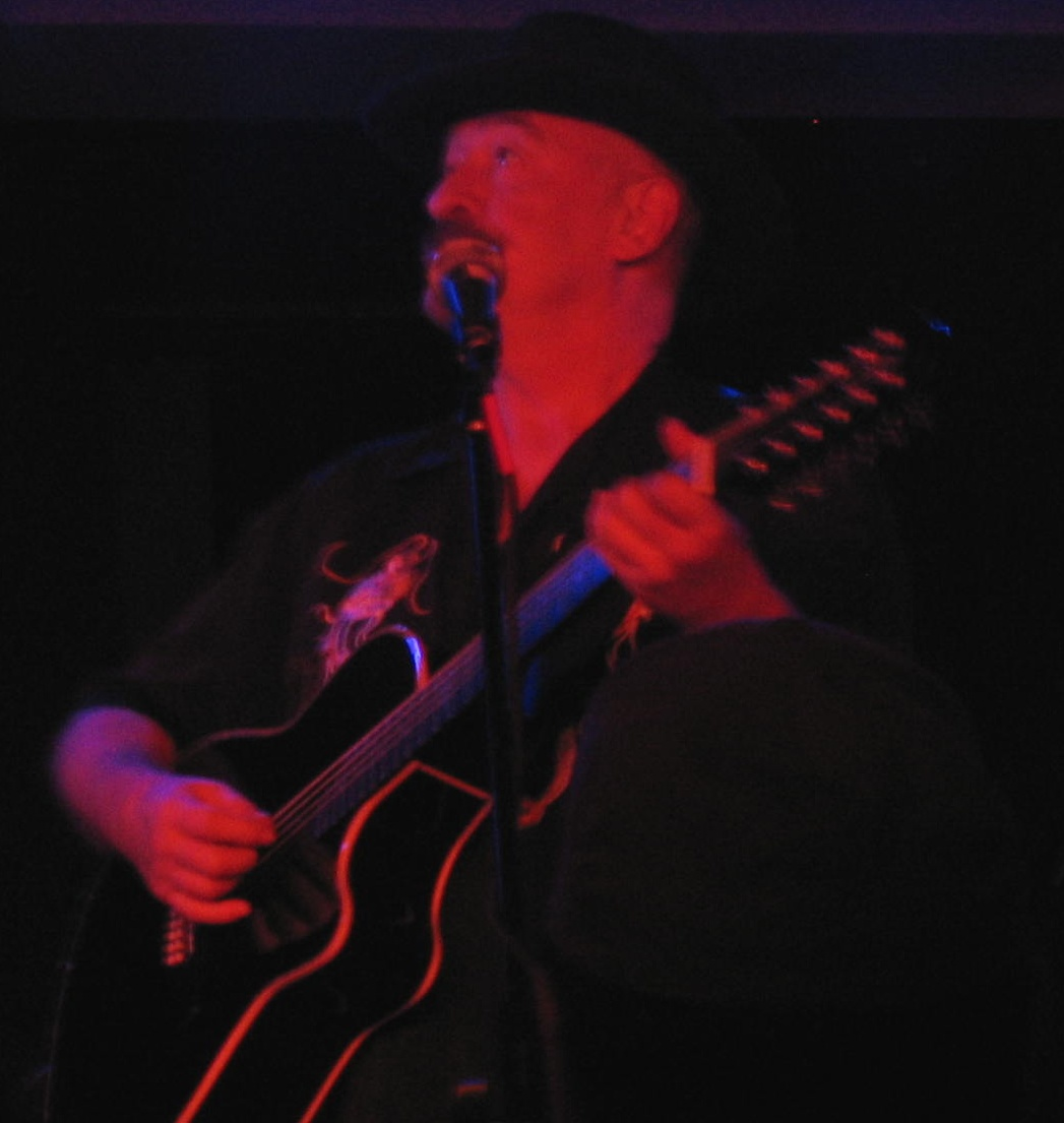 Dave Mason on the 12 string guitar