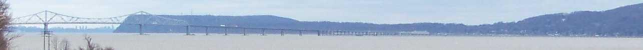 Kodak Z712IS Cropped Tappan Zee Bridge