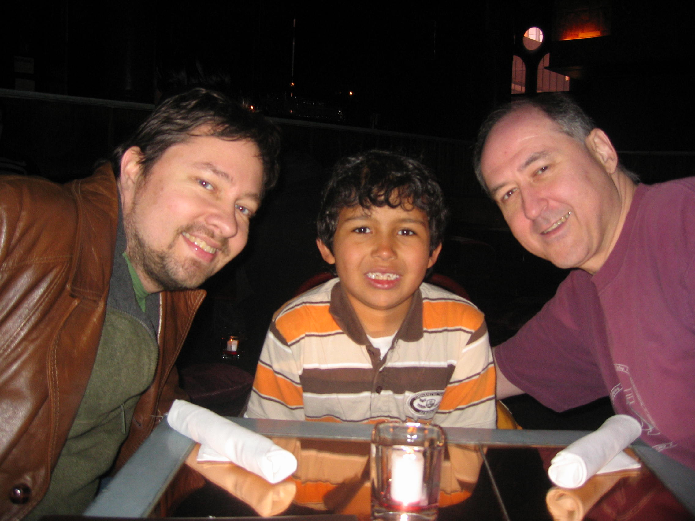 The Boys at Joe\'s Pub