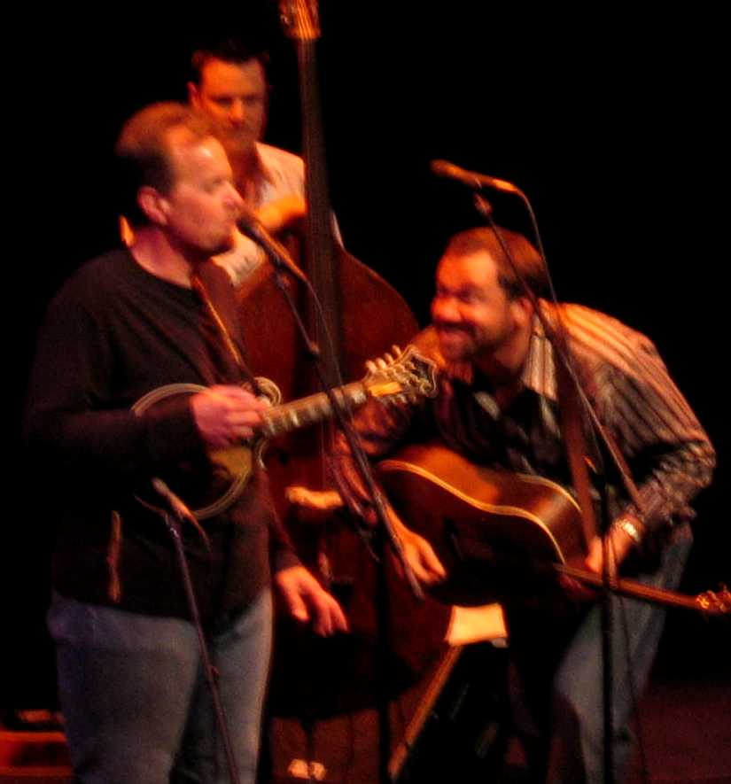 Dan Tyminski and Adam Steffey Fooling Around