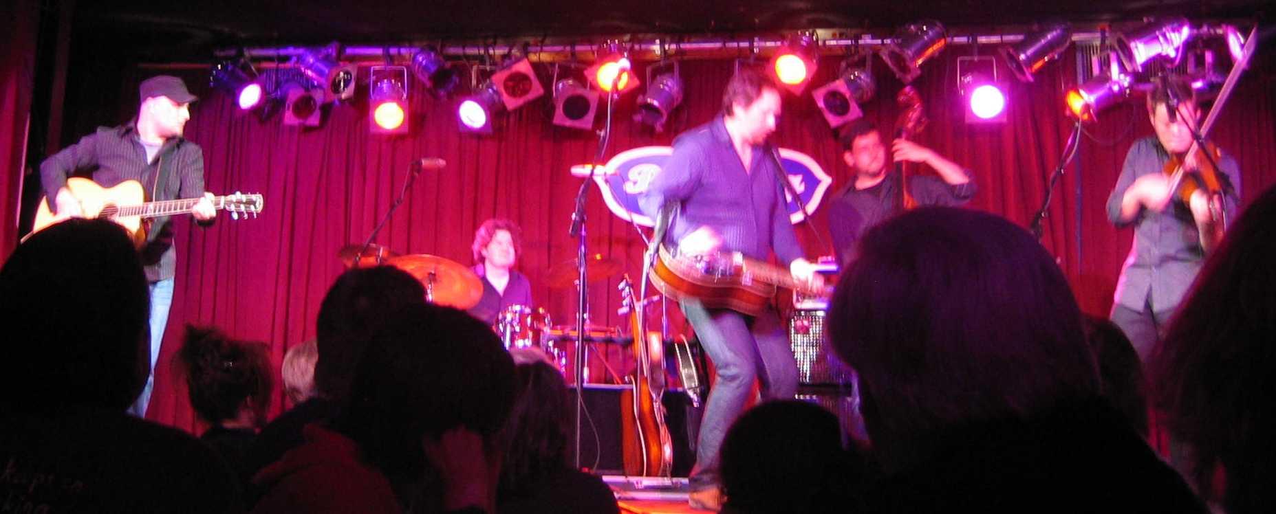 Jerry Douglas Band