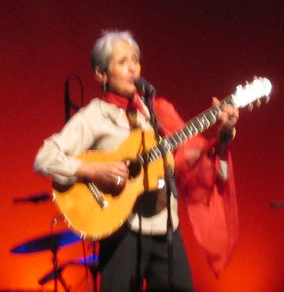 Joan Baez Guitar
