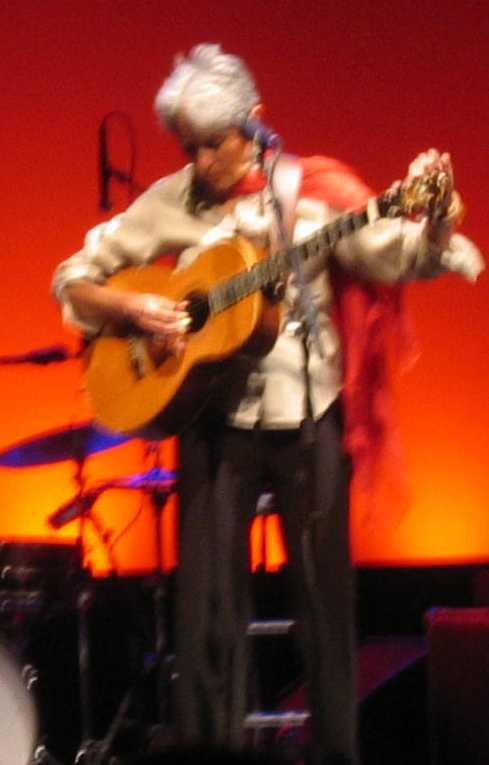 Joan Baez Tuning