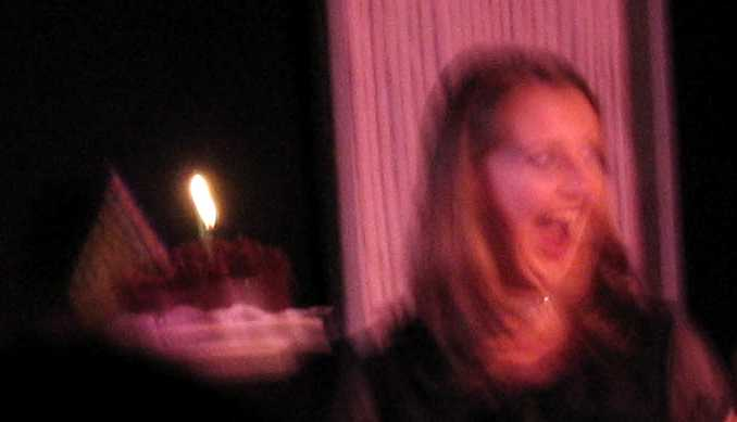 Kathleen Boyle Birthday Cake