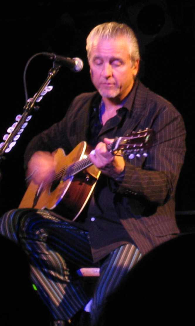 Neil Giraldo Acoustic
