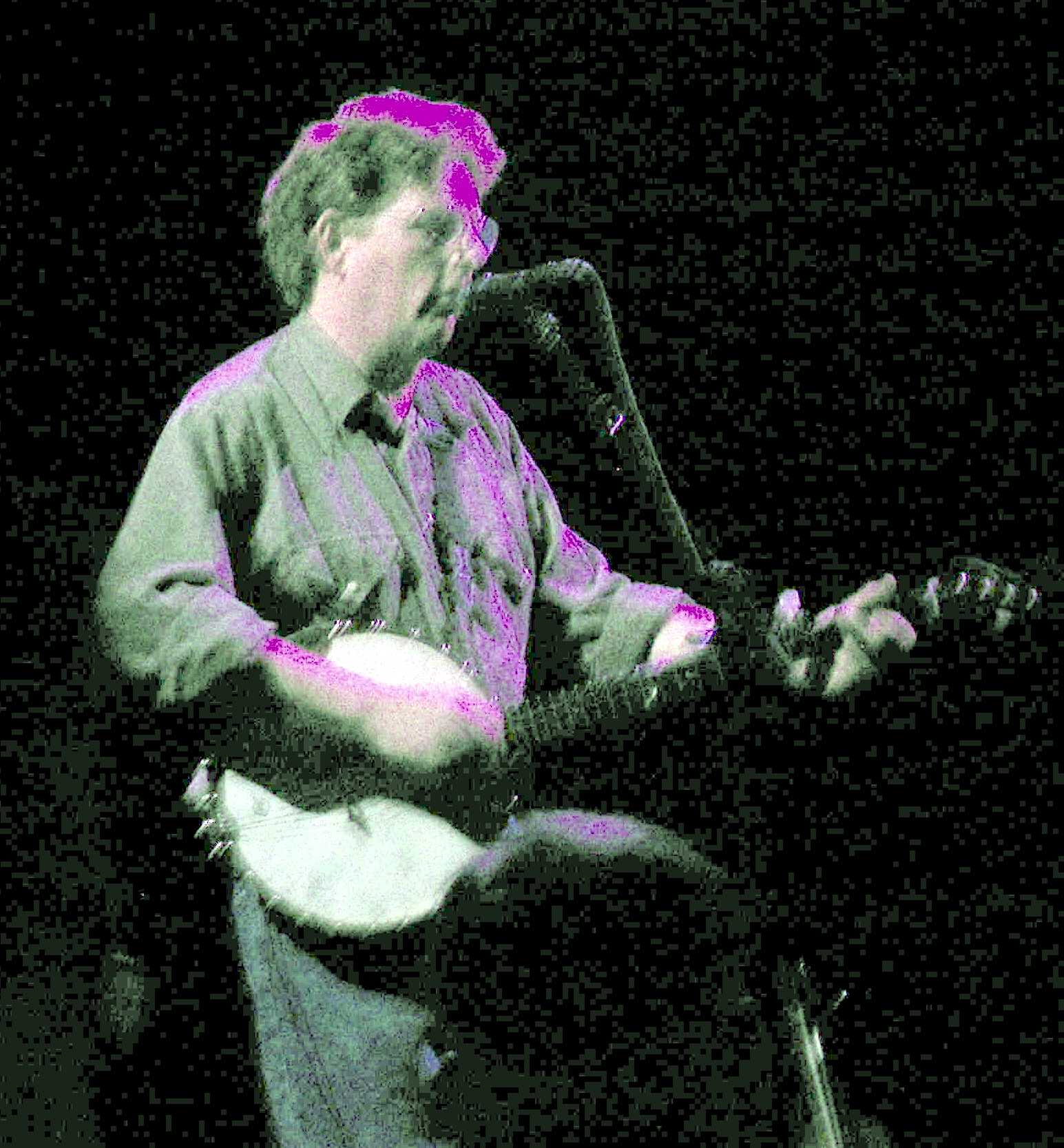 Tim O\'Brien on Banjo