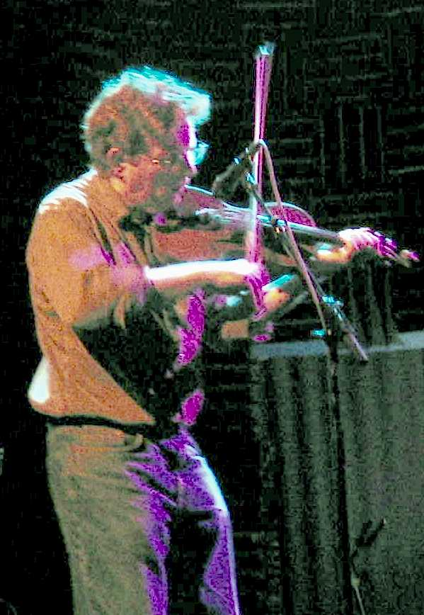 Tim O\'Brien on Fiddle