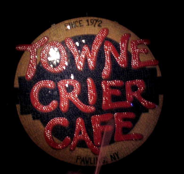 Towne Crier Cafe Logo