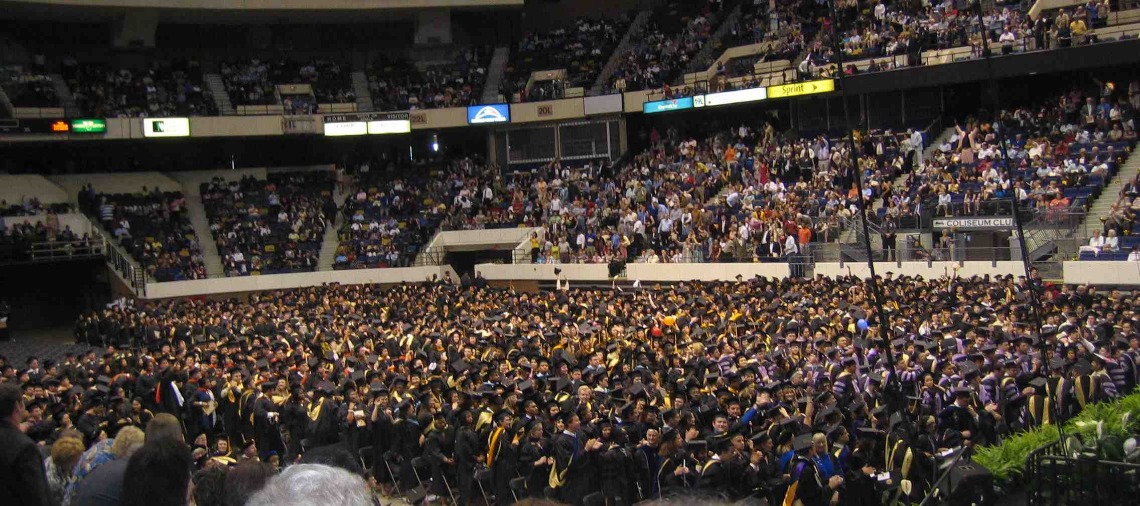 Full VCU Graduation