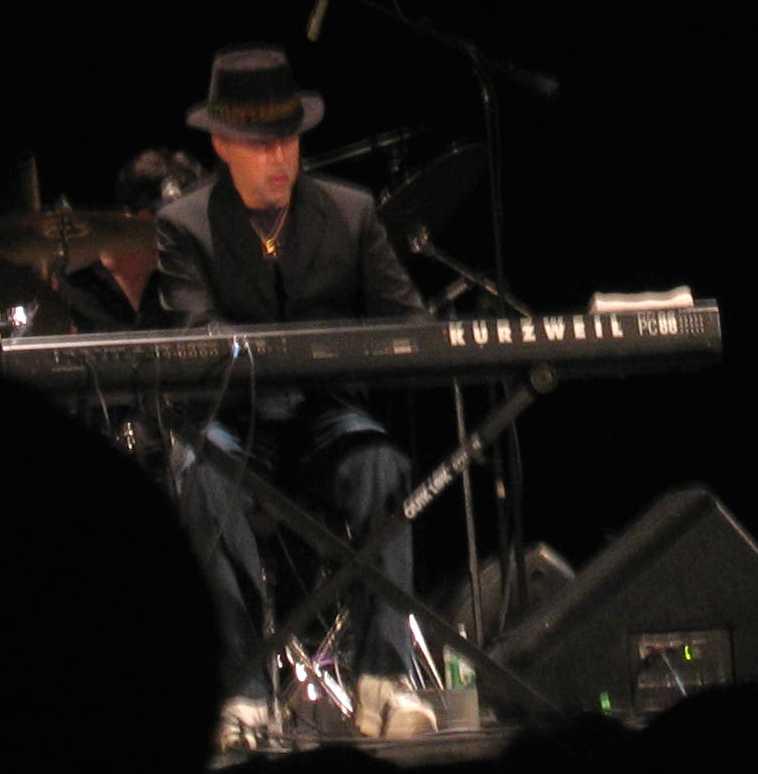 Chuck Mangione Keyboards