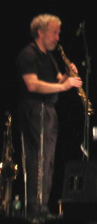Gerry Niewood Clarinet