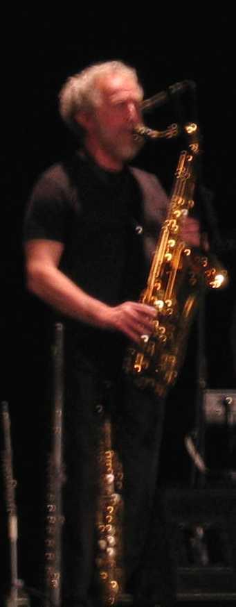 Gerry Niewood Saxophone