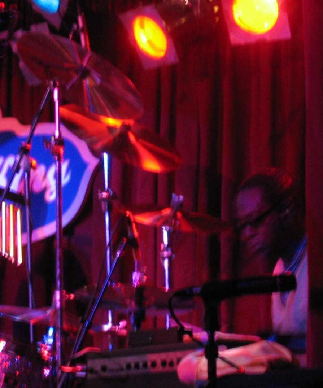 Alvino Bennett Drums