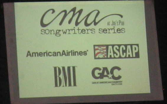 CMA Sponsors