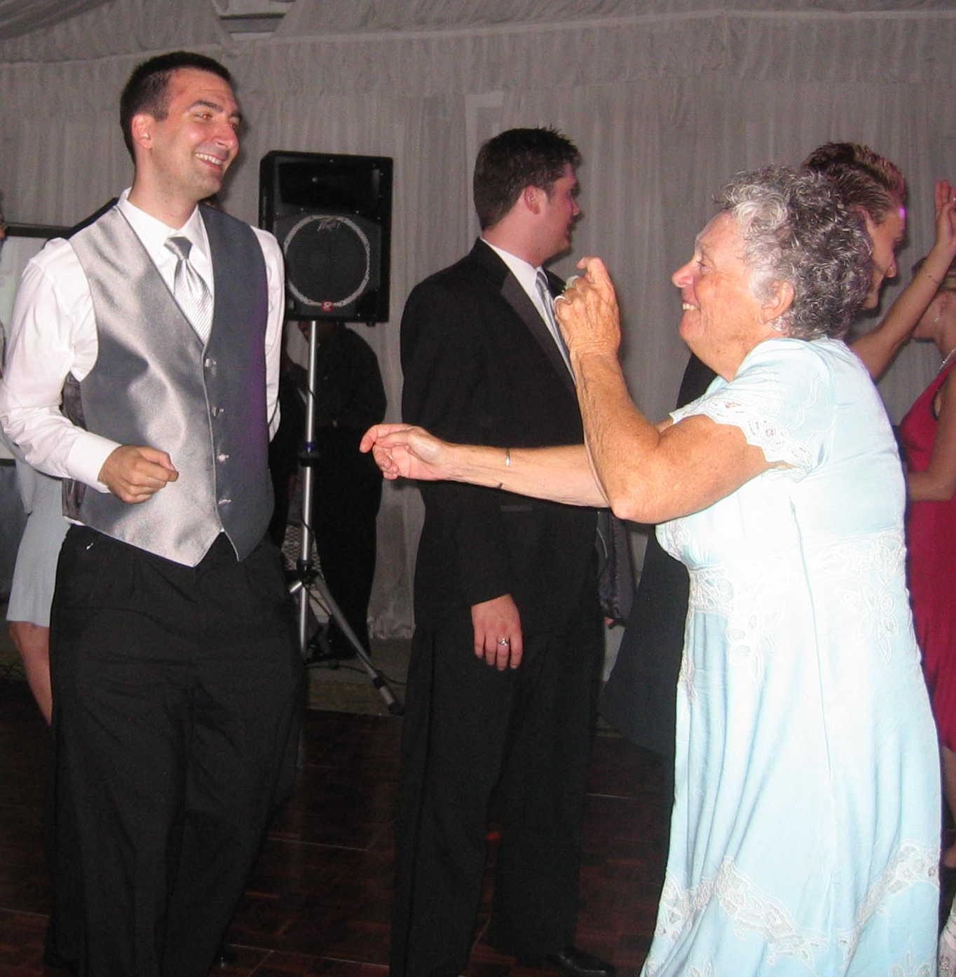 Landlady Dancing