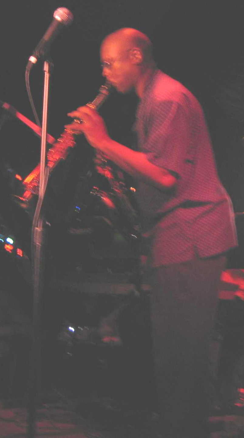 Lenny Price Playing Two Instruments