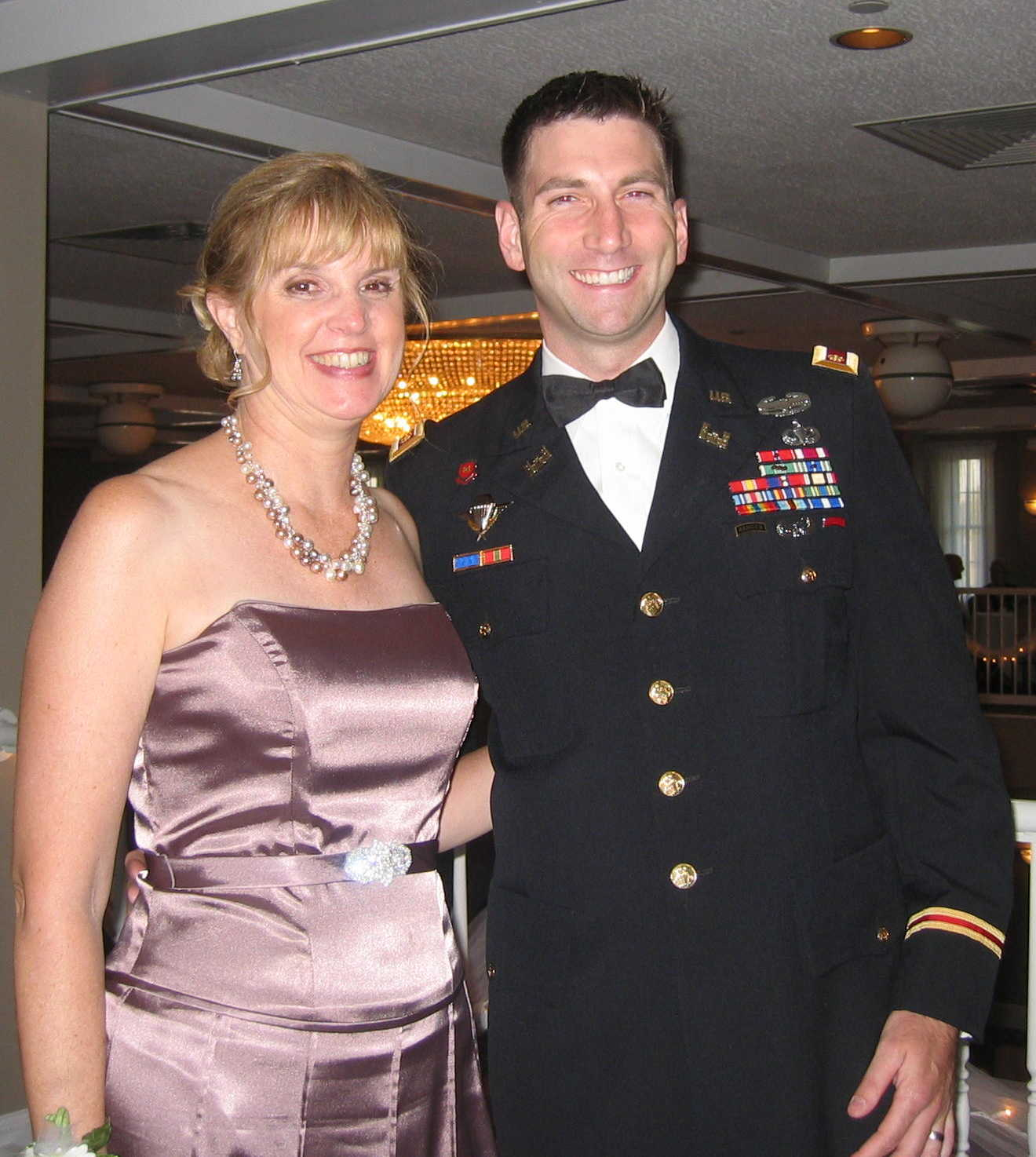 Marybeth and the Major