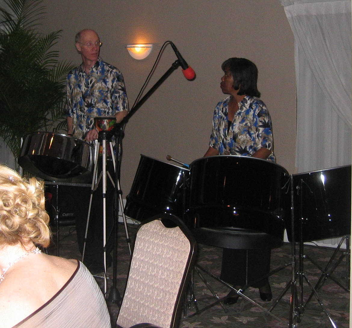 Tropical Beat Steel Drum Band