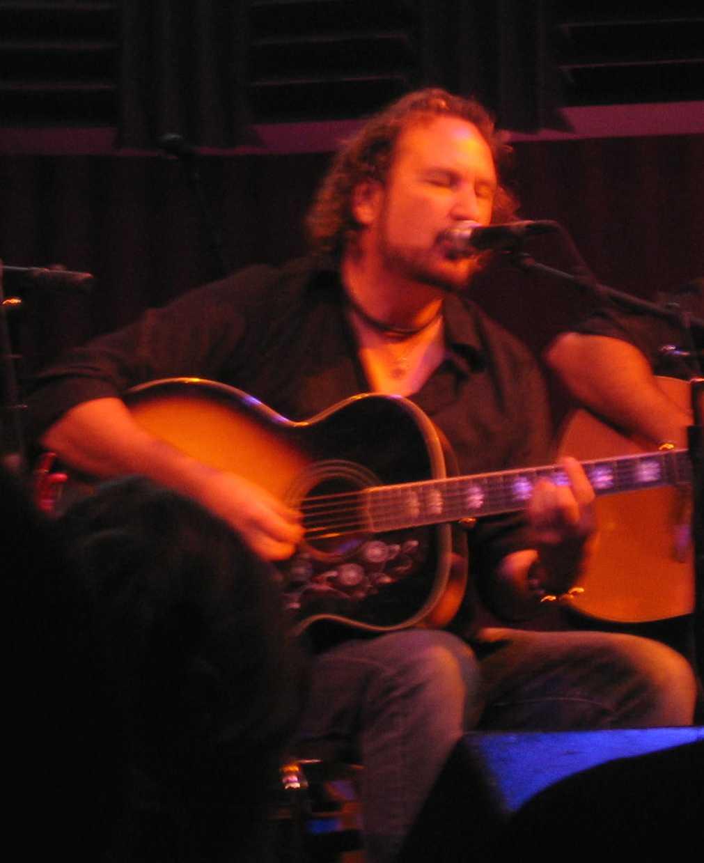 Gary Burr Singing