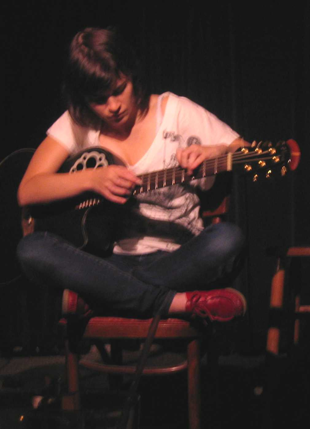 Kaki King Wizardry