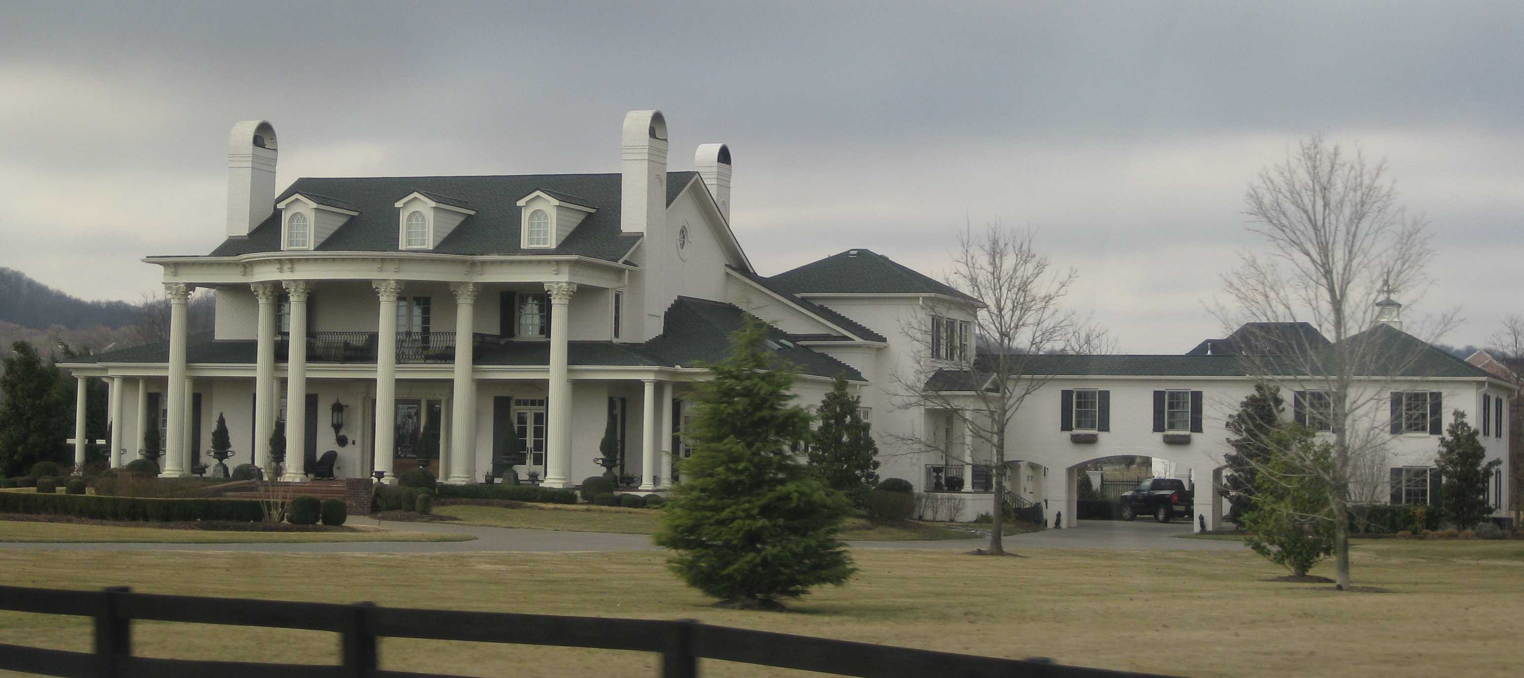 One Mansion