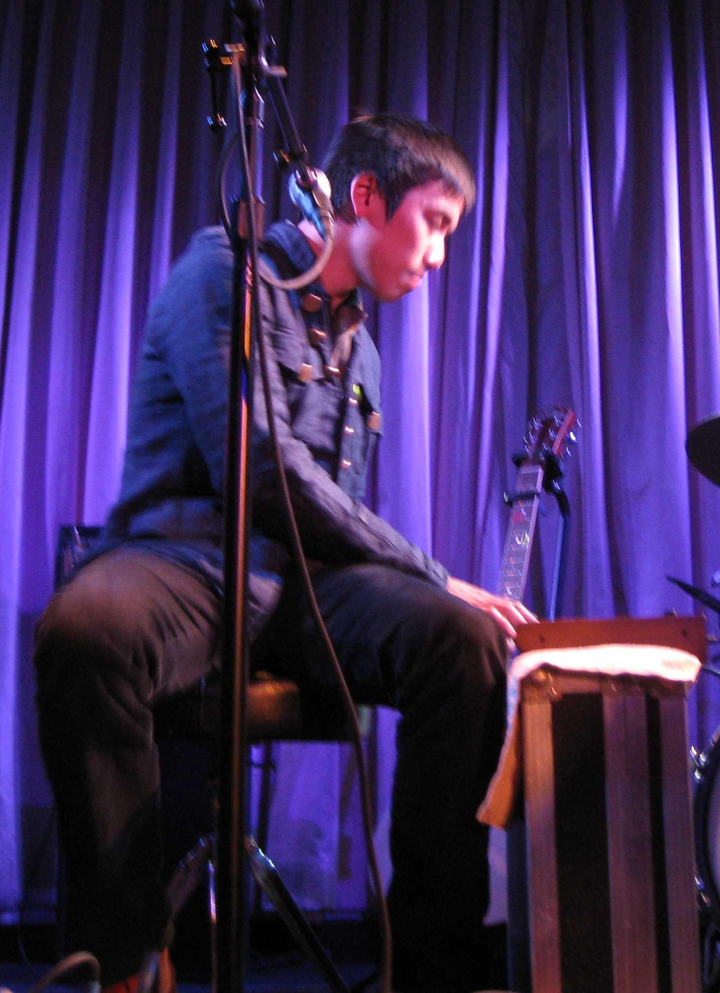 Alex Wong Mini Keyboard