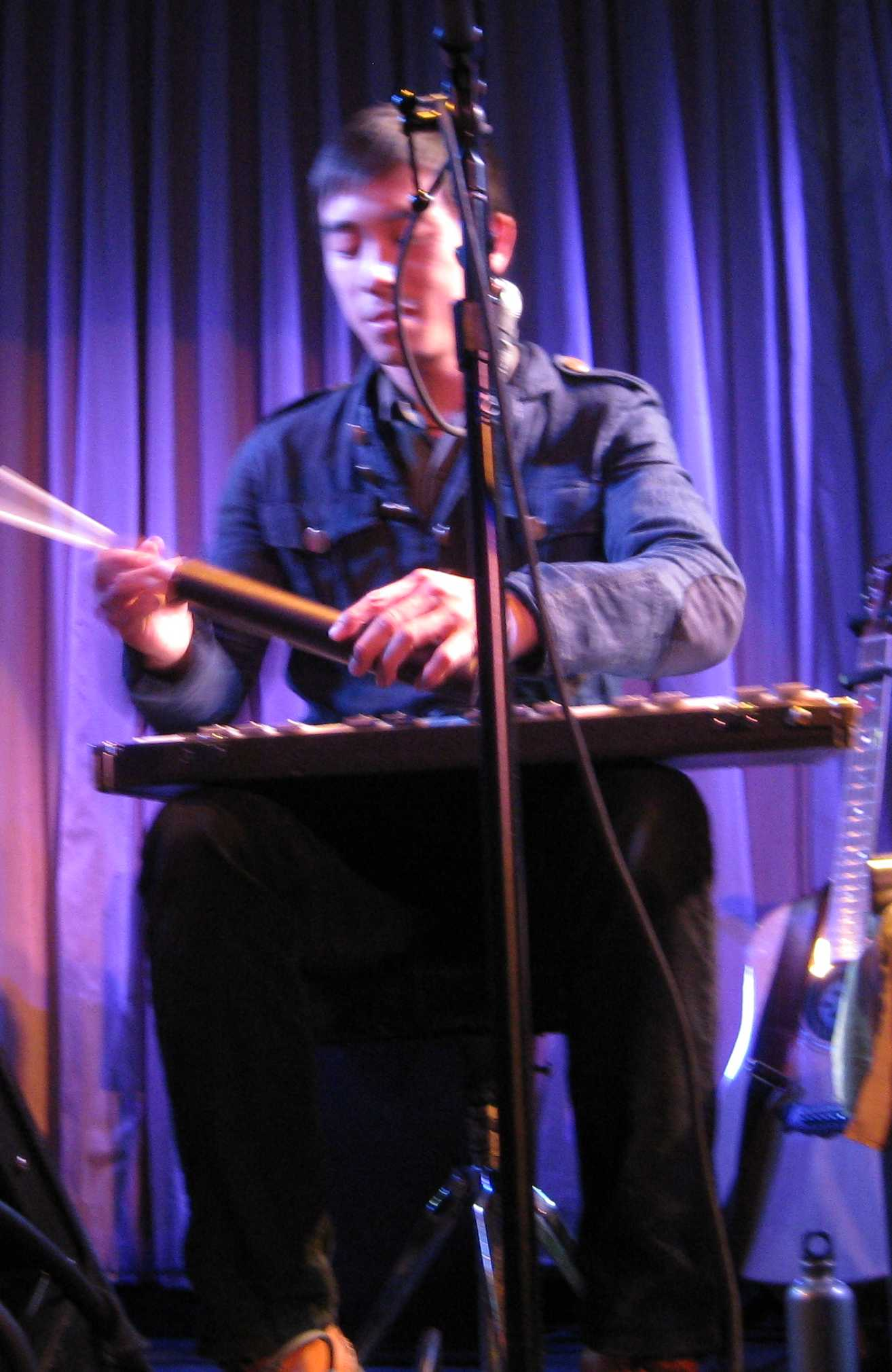 Alex Wong Mini Xylophone