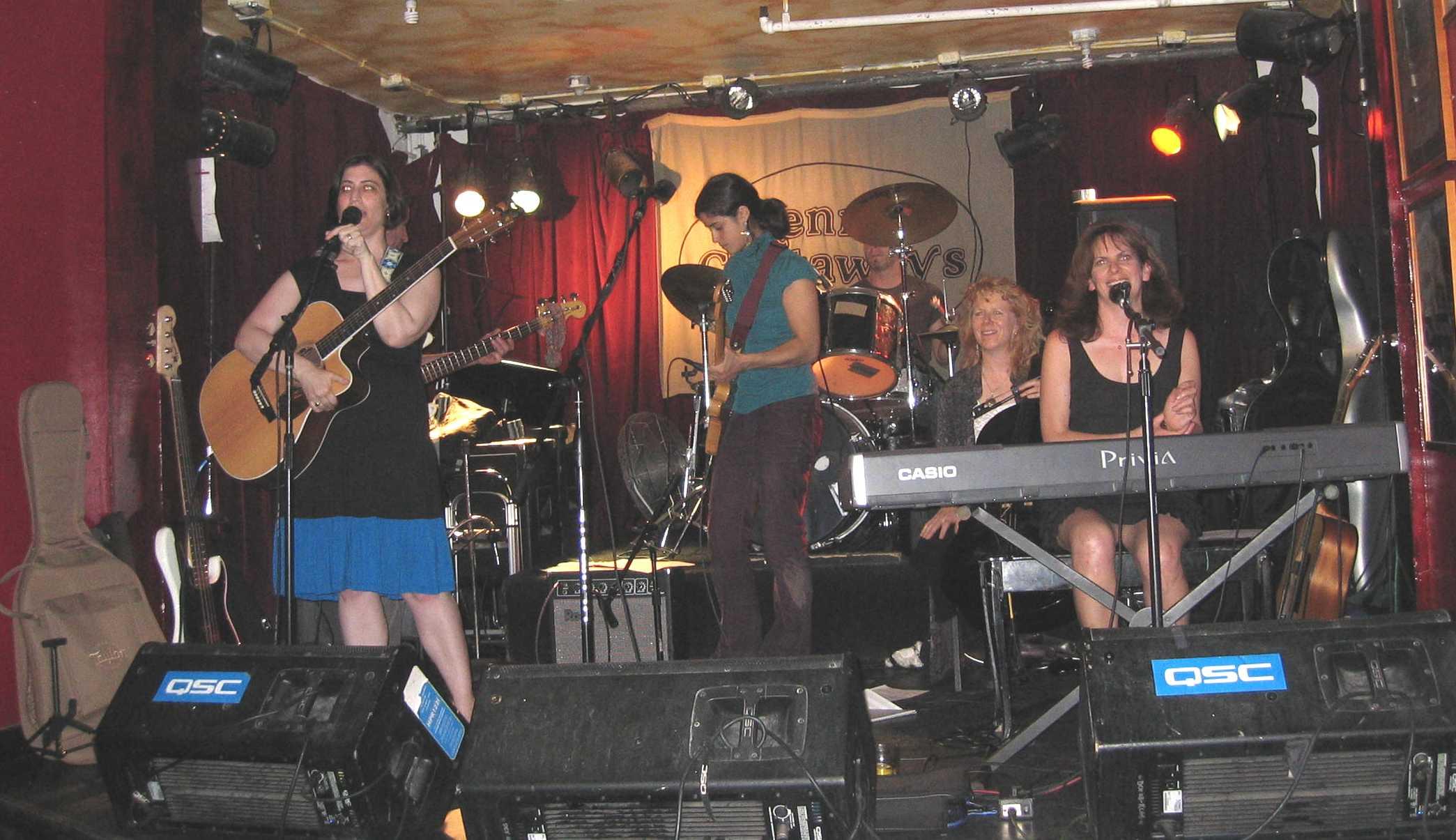 Sweet Bitters Full Band