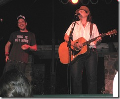 Matt Nathanson and Amy Ray
