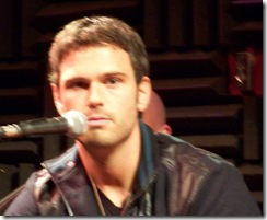 Chuck Wicks Closeup