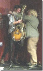 Kyle Patrick and Martin Rivas
