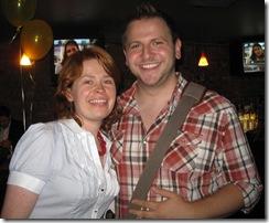 Libbie Schrader and Alex Berger