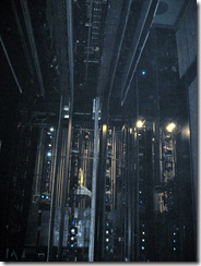 Cables Off Stage at Mary Poppins