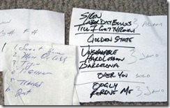 FancySetlists