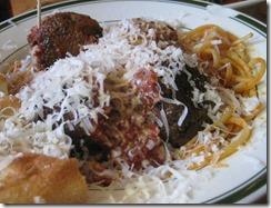 MeatballsSpaghetti