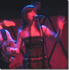 RebeccaHavilandSingingTambourine