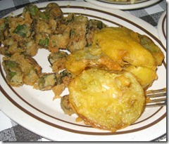 FriedOkraFriedGreenTomatoes
